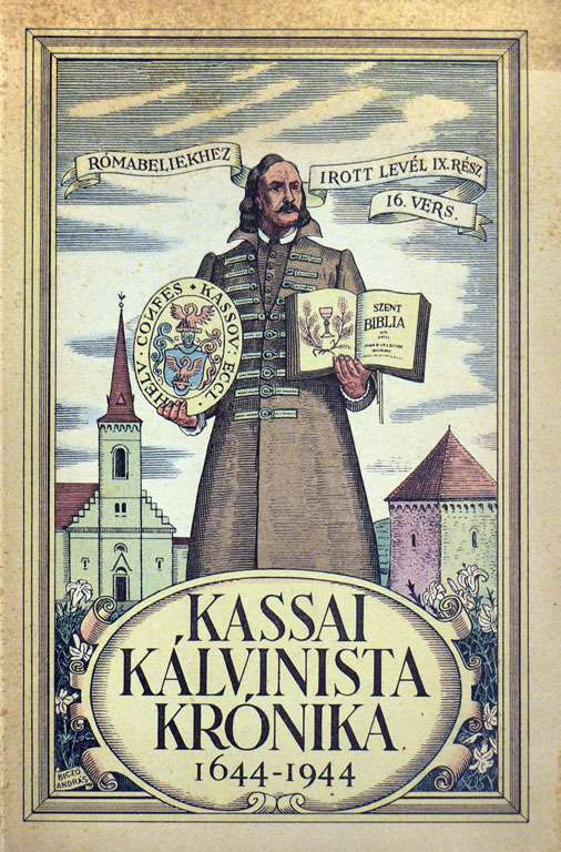 Kassai Kalvinista kronika
